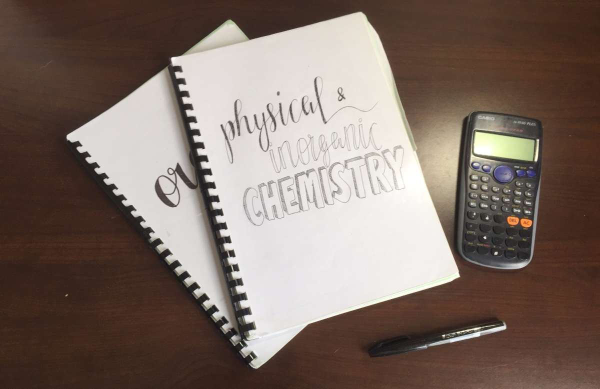 How To A Levels: H2Chemistry